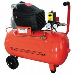 Compresor 50L, 1.5kW, 8bar, Cod: FL25050